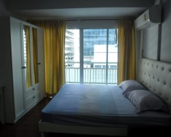 Grandpark View Asoke 35sqm Studio 17000 THB  New Modern Furniture
