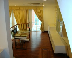 Baan Klang Krung Thonglor (for rent) 4 storey House 85000 THB/month Sukhumvit 55