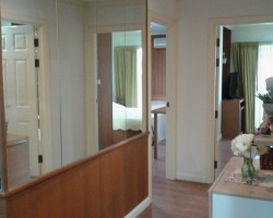 for rent/ขาย 58sqm 2bed Grand Parkview Asoke ชั้น 1xth 30,000/month