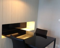 GDN286 Condo The room Sukhumvit 40 (เดอะ รูม สุขุมวิท40) 1BR 43 SQ.M. at 22,000 baht – bts Ekamai & bts Thonglor
